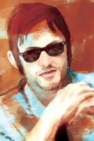 Chicks dig the shades, man. by Midnight-Helena