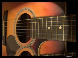 Guitar With 2 Necks? by Adamoos