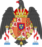 Coat of Arms of the Spanish Empire by JeffreyBuchananP