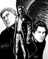 Supernatural: Trinity by P-JoArt
