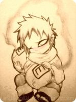Gaara Still Young by unusual121