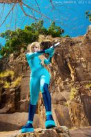 Zero Suit Samus by MoonFoxUltima
