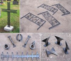 Forged objects 11 by Astalo