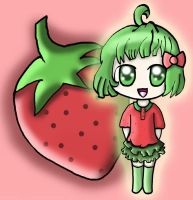 Berry Contest Entry by Dracosia