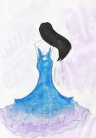Yet another dress by LadyPerola