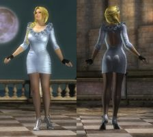 DOA Last Round's exclusive costumes (Helena) by DoAfanboi