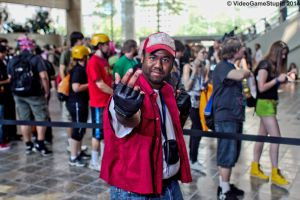 Otakon 2014 - Terry Bogard by VideoGameStupid