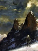 The Mountain of the Eagle by Nordheimer