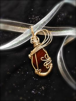 Wire wrapping attempt 1 by shinobitokobot