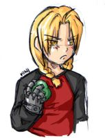 FMA - pigtail doom by lilkiwi