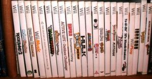 Video Game Collection Pt5 by amb15