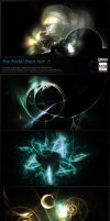 Fractal Stock Pack 5 (transparent PNG) by Hexe78