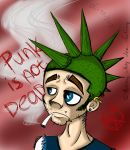 Punk is not dead by ashmay95