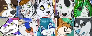 Icons Batch 6 by RikaPup
