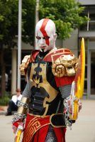 Fanime 08 - Kratos by kanauru