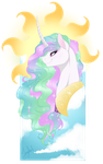 By the Flying Head of Celestia! by Jooughust