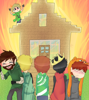 3. Light -Burn your house down- by PikaIsCool