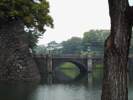 Imperial Gardens-Tokyo by Bakanishi