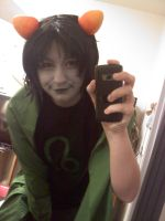Nepeta cosplay WIP by magical-machete