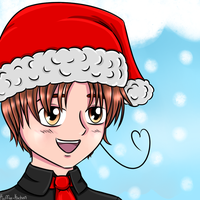 Happy Christmas~ Italy by Nuit-Luna