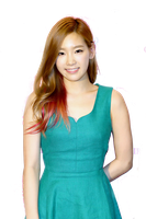 PNG Taeyeon by thucanhtkna