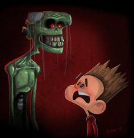 ParaNorman Painting Method by JeffVictor