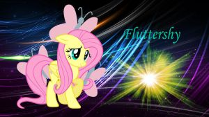 Fluttershy Wallpapers by Fireblade804
