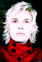 bloody seras III by Lucy-Redgrave
