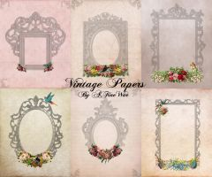 Vintage Papers by AFineWar