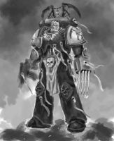 Space Marine WIP 2 by Nowio