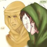 Stephano and Cry by Squishykitt