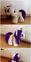 Flower Rarity plush 2 by Tedimo