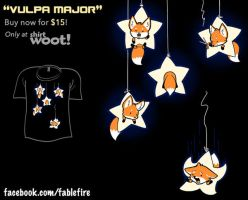 Woot Shirt - Vulpa Major by fablefire