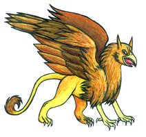 Griffin by qwerty1198