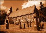 Scottish Church by Estruda