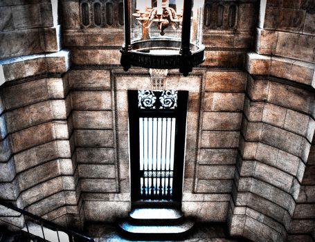 New York Public Library by DementdPrncess