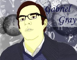 My Gabriel Gray by Werelover969