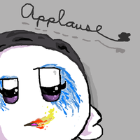 Live for the Applause... by CreeperReaper72
