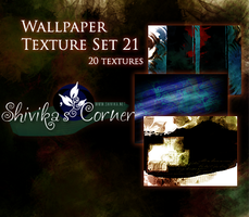 Wallpaper Texture Set 21 by spiritcoda