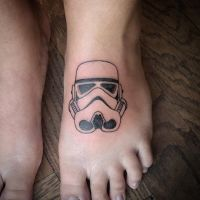 Stormtrooper by LucianoPezzoli