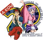 A-Kon 20: Celebration by Minakichan