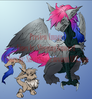 Chimeras Preview by SilverSugar