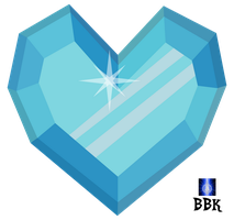Crystal Heart by BB-K