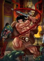 Crom count the dead by Lordstevie