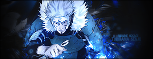 Tobirama Senju by GreenMotion