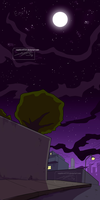Invader Zim MOD background by Sapphire4723