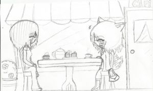 Cuties on a date 83 by WinterTheGlaceon45