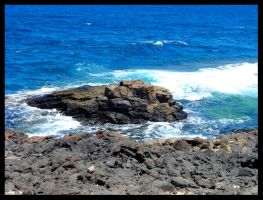 Canary Islands Water by Lesjordans