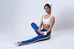 Chun Li Sporty 2a by jagged-eye