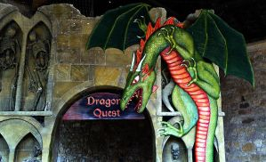 dragons quest by awjay